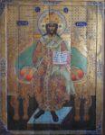 Заставка для - Пожертвование на реставрацию иконы Христос Великий Архиерей